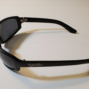 Mens Vintage Black Fly Sungasses